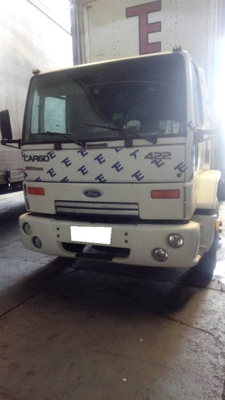 Ford Cargo 2422 Ano 2010/10 No Sider