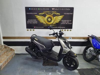 Yamaha Bws X 125 Mod 2017 Al Día Traspaso Incluido