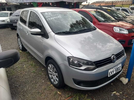 Volkswagen Fox 1.6 4p Trend Flex
