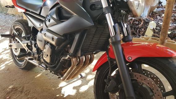 Yamaha Xj 600 Cc