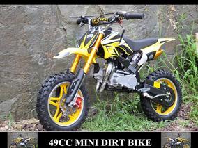Moto Mini Cross 49cc 2t