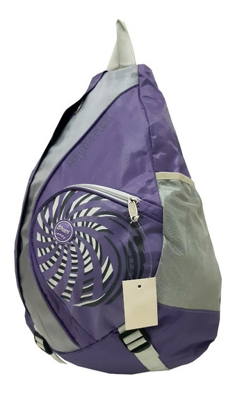 Mochila Morral Cruzado Unisex-mochila Cruzada