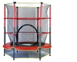 Cama Elastica, Trampolin 1.40 Mt, Con Red De Proteccion Full