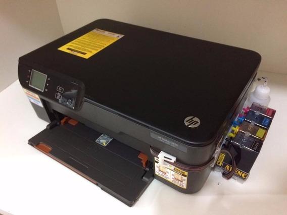 Impressora Para Papel Comestível Hp 3522 Com Bulk