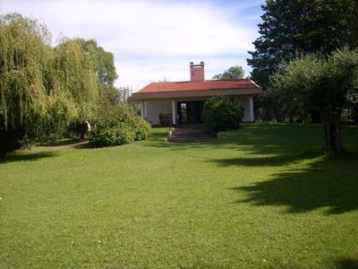 Casa Quinta Oportunidad, Lista Para Habitar O De Fin De Sema