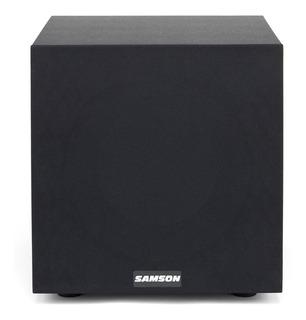 Samson Media One M10s Subwoofer Activo 10 100 Watts Game Tv