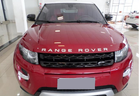 Range Rover Evoque2.0 Dynamic 4wd