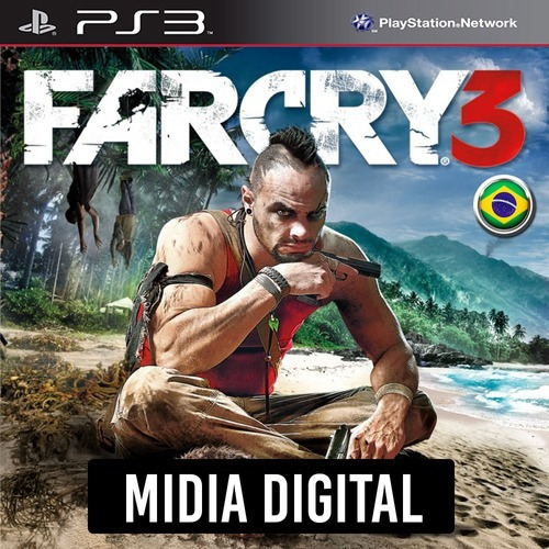 Ps3 Psn* - Far Cry 3