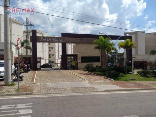 Apartamento Com 2 Dormitórios Para Alugar, 45 M² Por R$ 1.000,00/mês - Jardim Guarujá - Sorocaba/sp - Ap3175