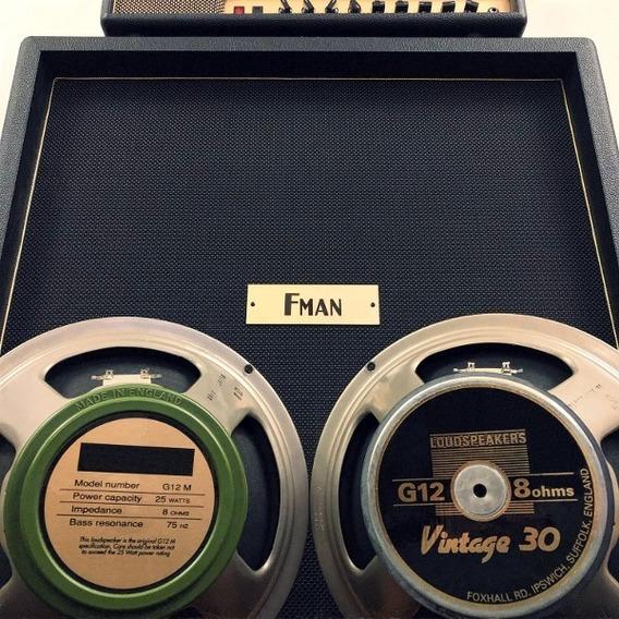 Impulse Response Ownhammer Friedman - 412 Fman 6-pack Baseado No Friedman Be 4x12 - 5170 Ir