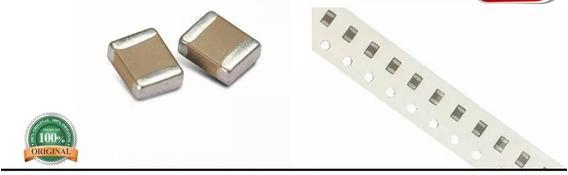 Capacitores Ceramicos Smd 0805 X 50 Peças
