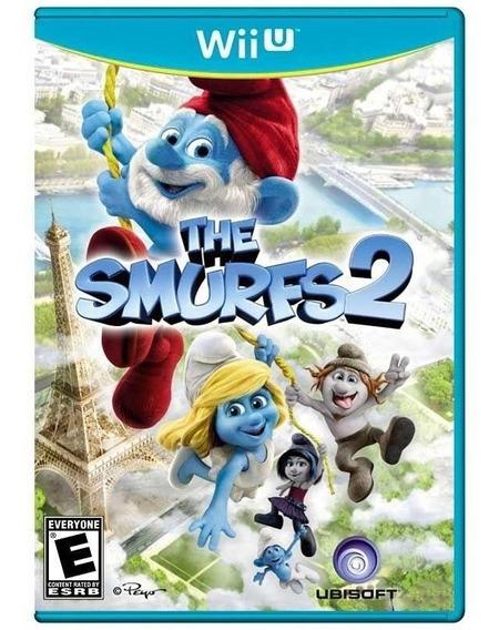 The Smurfs 2 Wii U Mídia Física Novo Lacrado