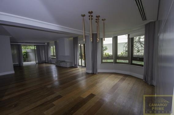 Apartamento Duplex No Alto De Pinheiros Com 492 Metros De Área Útil! - Eb85634