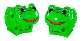 Bóia De Braço Speedo Sapo Verde