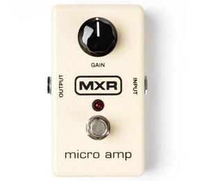 Pedal Mxr M133 Micro Amp