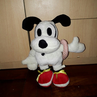 Peluches Lote Ambos Snoopy/ Roo. Winiepoh Antiguos. Vintage