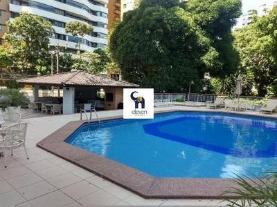 Eleven Imoveis, Apartamento A Venda No Itaigara, 3/4 Mais Dependência Completa - Ap02611 - 33935952