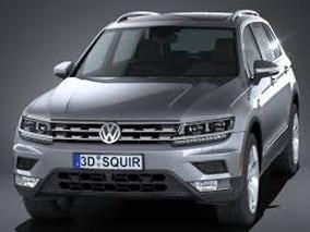 Volkswagen Tiguan Allspace Trendline 1.4 Tsi