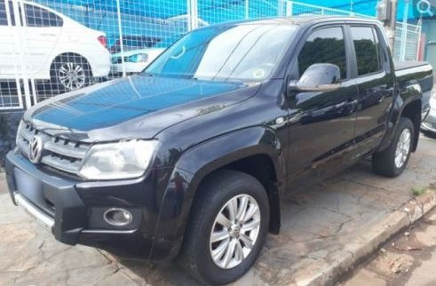 Volkswagen Amarok 2.0 Highline Cab. Dupla 4x4 4p Manual