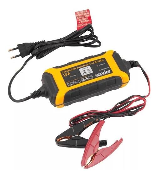 Carregador Inteligente De Bateria 220v Cib 030 - Vonder