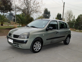 Renault Clio 1.6 Expression Aa 2003