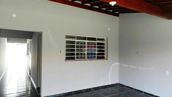 Oportunidade Única De Casa Para Locação No Jardim Capuava Em Nova Odessa - Ca0278