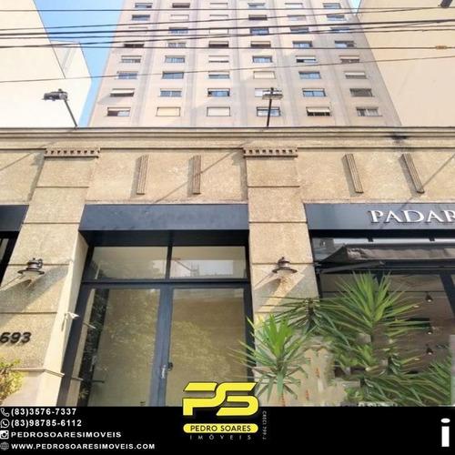 Imagem 1 de 4 de Kitnet Com 1 Dormitório Para Alugar, 35 M² Por R$ 1.500,00/mês - Vila Buarque - São Paulo/sp - Kn0011