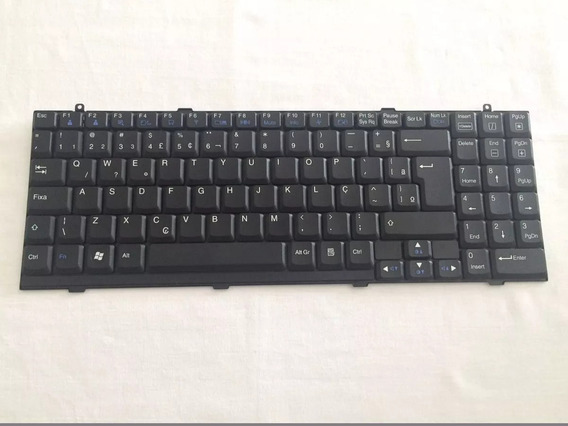 Teclado Notebook Lg R560 R580 Aeql5600010 Original Seminovo
