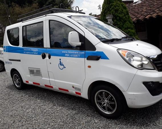 Camioneta Chery Van Pass 2 Modelo 2015