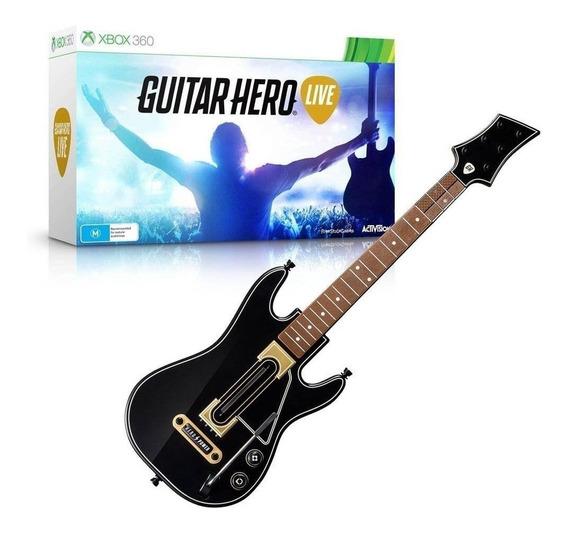 Guitarra Guitar Hero Live Bungle Xbox 360