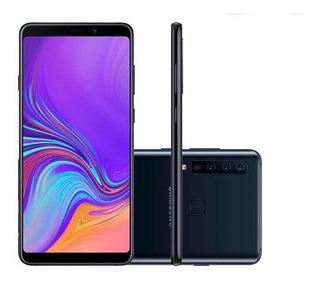Celular Samsung Galaxy A9 Preto Dual Sim 128 Gb 6 Gb Ram
