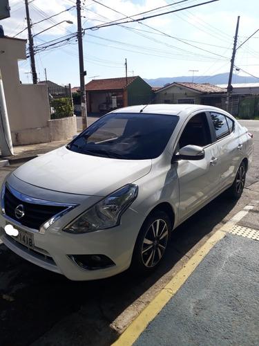 Imagem 1 de 14 de Nissan Versa 2018 1.6 16v Sl Unique Aut. 4p