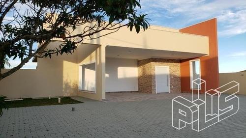 Casa À Venda Em Condominio Village Ipanema - Ca008481