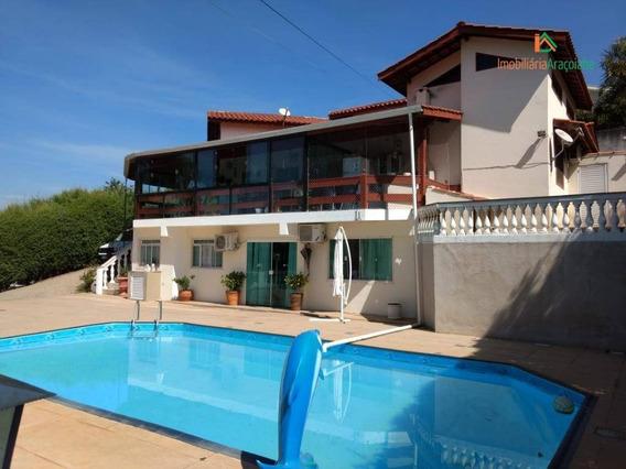 Casa Em Araçoiaba No Portal D Sabiá -sp. - Ca0373
