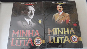 Mein Kampf Minha Luta Adolf Hitler Volumes 1 E 2