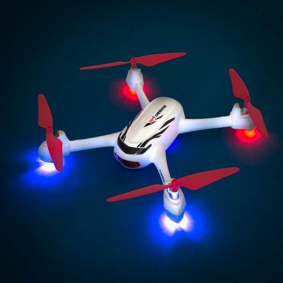 Drone Hubsan 502e - Drone Com Gps