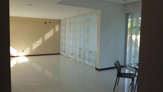 Casa Em Condomínio Para Locação Em Camaçari, Busca Vida, 5 Dormitórios, 5 Suítes, 7 Banheiros, 2 Vagas - Vs58_2-621709