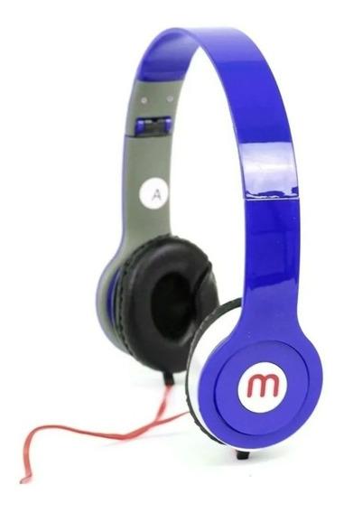 Fone De Ouvido Headphone Ajustavel Novo Cx Ltomex A-567