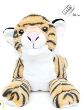 Peluche Tigre 50cm