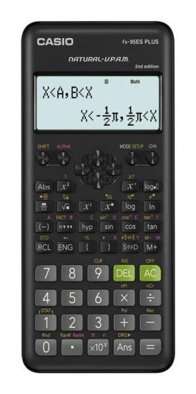 Calculadora Casio Fx-95es Plus 2º Edicíon