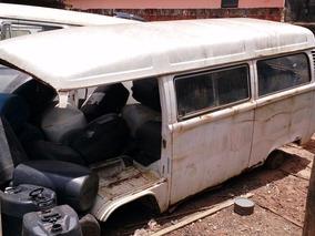 Vw Volkswagen Perua Kombi Sucata 1998 Nao Vendemos Pecas
