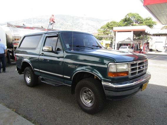 Ford Bronco 4*4