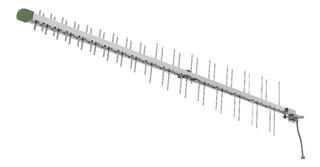 Antena Celular Internet Telefone Rural 700-2600mhz 4g Usada
