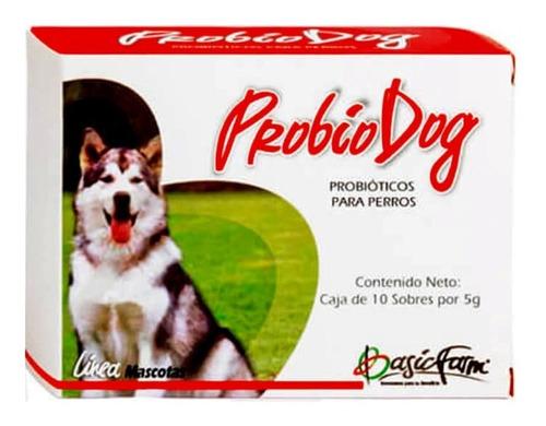 Probiodog Probióticos En Polvo Sobre X 5 Gr Para Perros