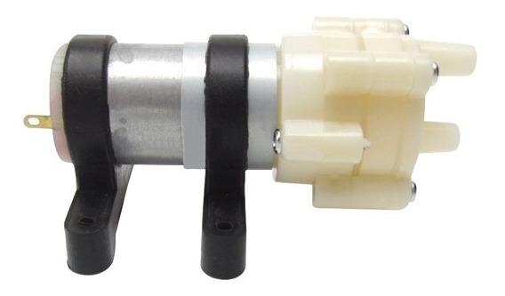Mini Bomba De Água 12v - Rs-385 Pulverização / Arduino Nfe