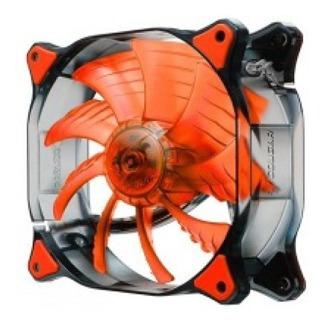 Ventilador Led 12cm Cougar Cf D12hb-r - Tecsys