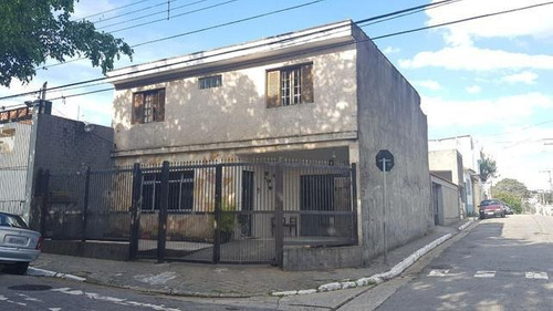 Sobrado Com 4 Dormitórios À Venda, 172 M² Por R$ 650.000,00 - Vila Formosa - São Paulo/sp - So6755