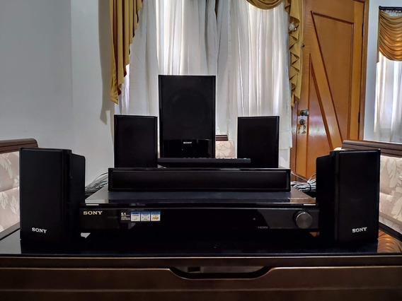 Home Theater Sony Ht-ss360 - Brinde: Dvd Player Sony Ns728h