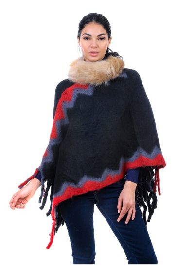 Capa Y Poncho Capricho Collection Cmgz-090