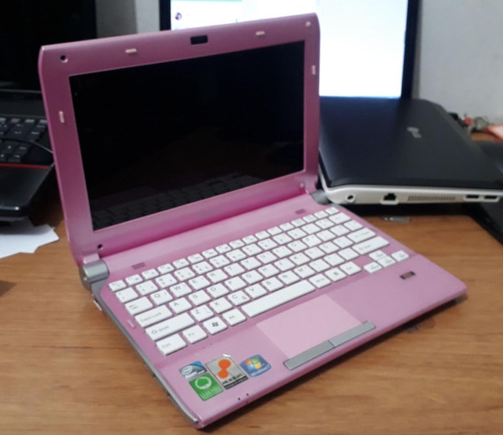 Netbook Microboard Rosa Intel Atom Mem 2gb Ddr2 Hd 120gb